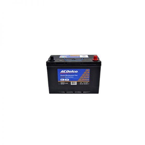 Battery MF70ZZL - Sealed Maintenance Free (SMF) - 12 Volt - CCA 750 - 90 AH