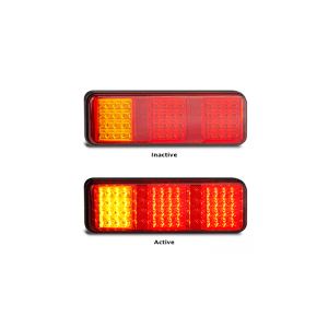 LED Autolamps - 283 Series Stop/Tail - Indicator