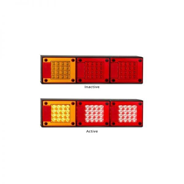 LED Autolamps - 460 Series Stop/Tail - Indicator