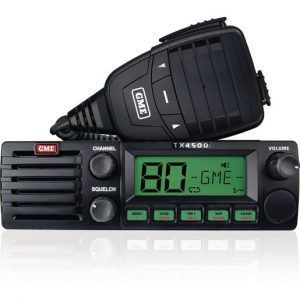 GME TX4500S - 5 WATT DIN MOUNT UHF CB RADIO WITH SCANSUITE
