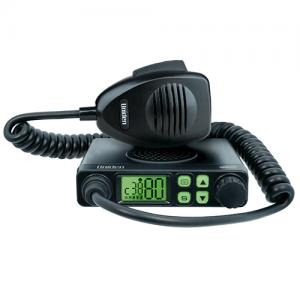UNIDEN UH5000 - Mini Compact Size UHF CB Mobile – 80 Channels